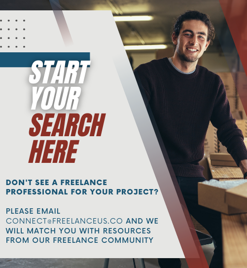 Freelance US is the first U.S. exclusive freelance marketplace for professionals